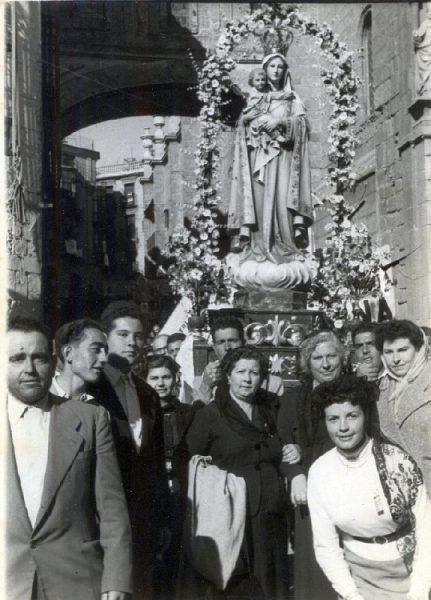 001 - CABAÑAS DE LA SAGRA - Virgen del Rosario
