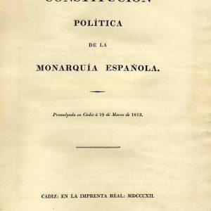 12 - Toledo y su ejemplar impreso de la Constitución de 1812