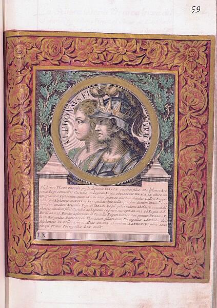 003 Alfonso I y Doña Urraca