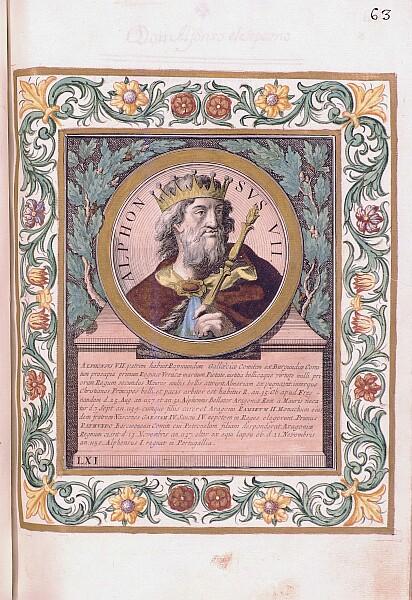 004 Alfonso VII