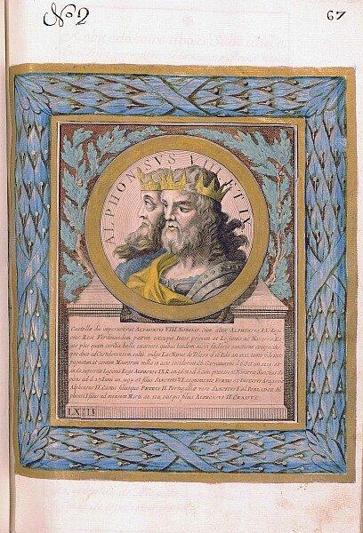 005 Alfonso VIII y Alfonso IX