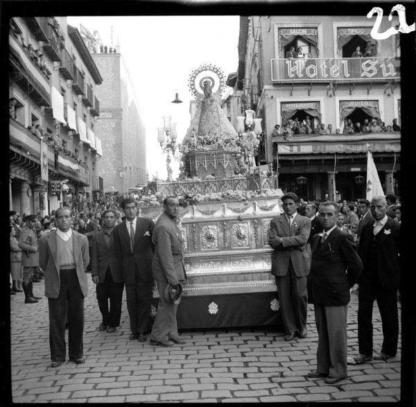 022 - VILLARRUBIA DE SANTIAGO - Nuestra Señora del Castellar