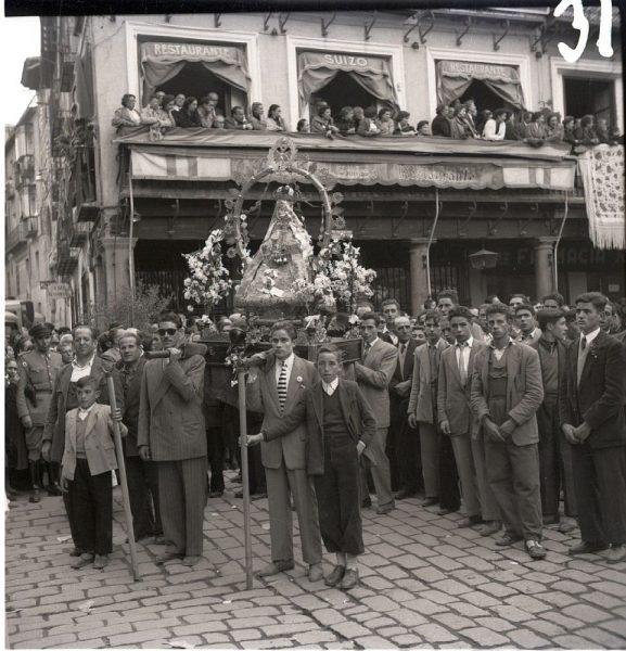 031 - LOS YÉBENES - Nuestra Señora de Finibusterre