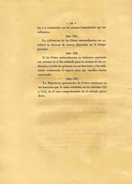 052 Artículos 164 167