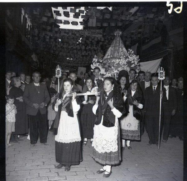 053 - LOS NAVALUCILLOS - Nuestra Señora de las Saleras
