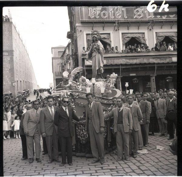 064 - MADRIDEJOS - Virgen del Carmen