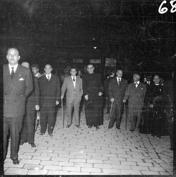 068 - Autoridades civiles y religiosas en Zocodover