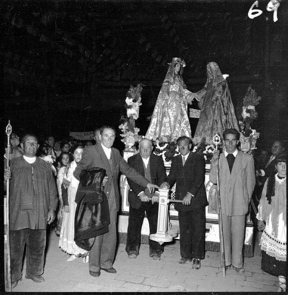 069 - ARCICÓLLAR - Nuestra Señora de la Visitación