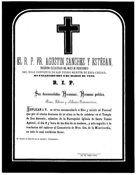 07 07-03-1879 Agustín Sánchez y Esteban