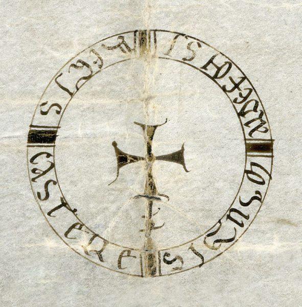07 30-09-1182 Signo de Alfonso VIII