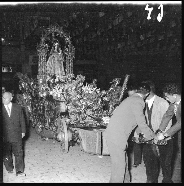 073 - CAMARENA - Virgen de la Caridad