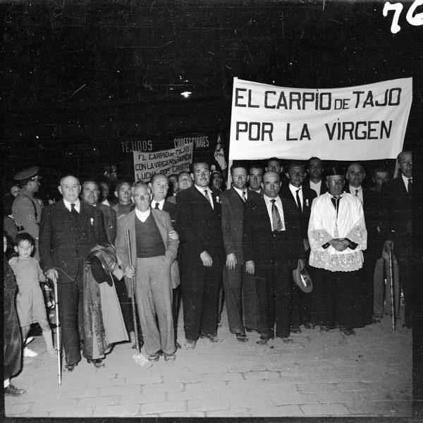 076 - CARPIO DE TAJO - Peregrinos