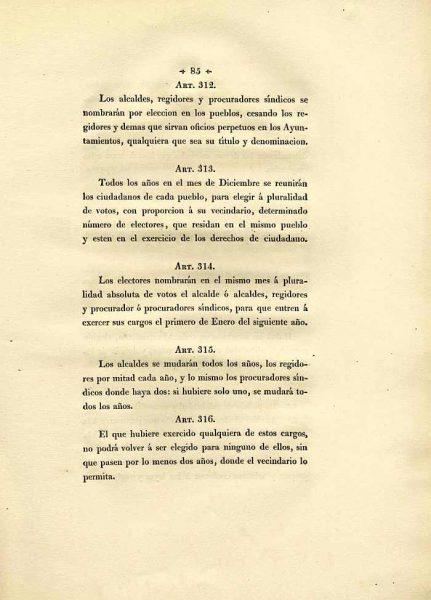 089 Artículos 312 316