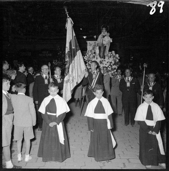 089 - TOLEDO - Convento de Hermanos Carmelitas - Virgen del Carmen