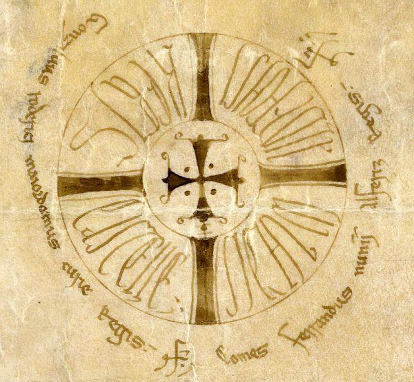 09 24-12-1202 Signo de Alfonso VIII