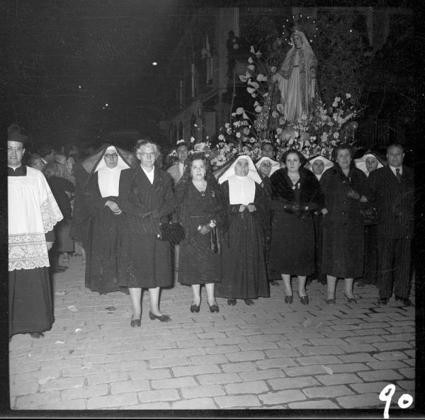 090 - TOLEDO - Asilo Provincial - Virgen Milagrosa