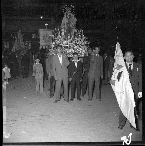 093 - TOLEDO - Parroquia de San Pedro - Virgen del Carmen