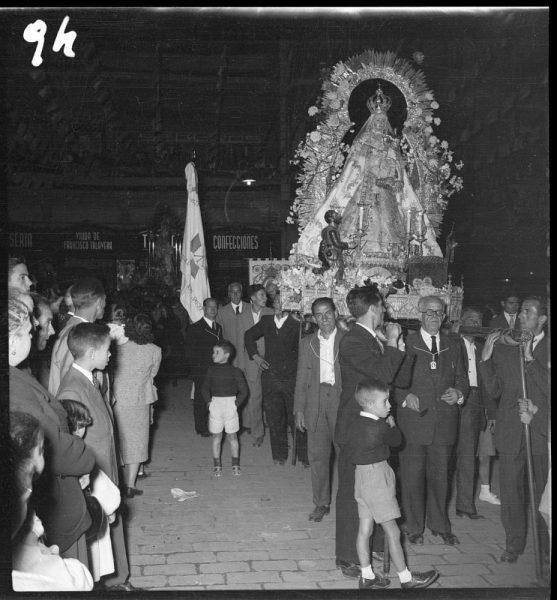 094 - TOLEDO - Parroquia de Santo Tomé - Virgen de la Cabeza