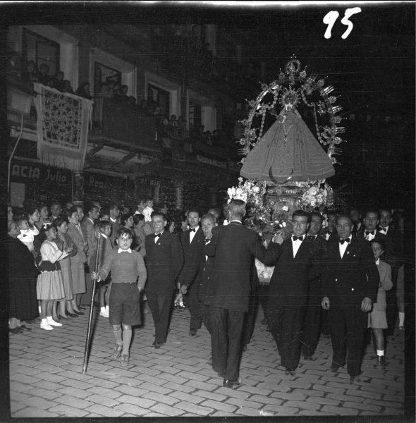 095 - TOLEDO - Parroquia de San Cipriano - Virgen de la Esperanza