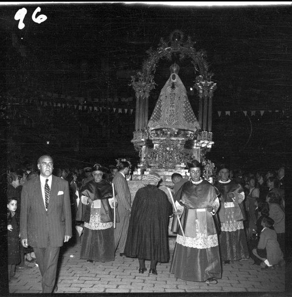 096 - TOLEDO - Santa Iglesia Catedral - Virgen del Sagrario