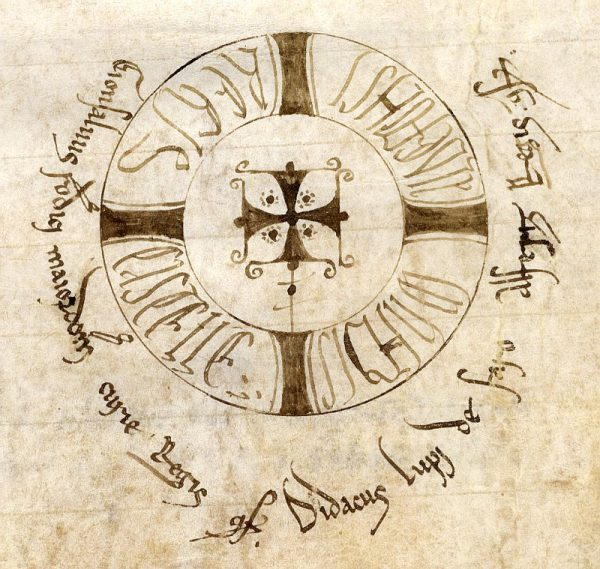 10 03-02-1207 Signo de Alfonso VIII