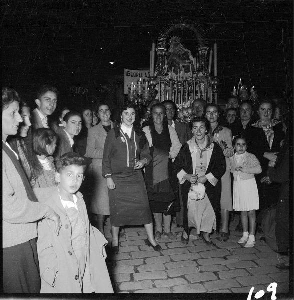 109 - SANTA OLALLA - Nuestra Señora de la Piedad