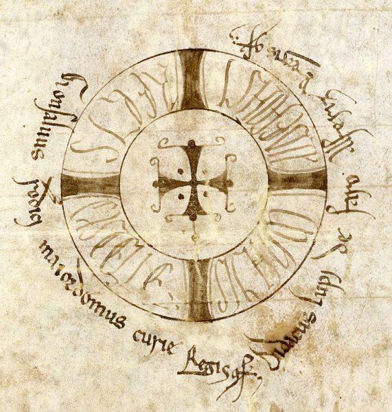 11 03-02-1207 Signo de Alfonso VIII