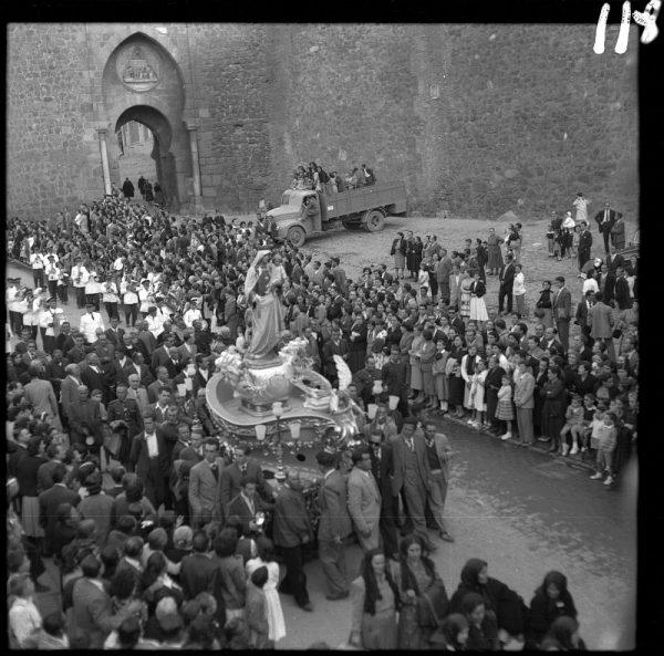 118 - MADRIDEJOS - Virgen del Carmen