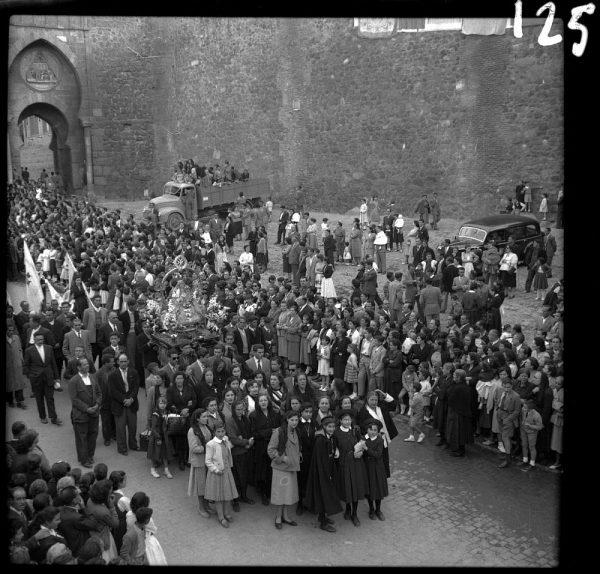125 - LOS YÉBENES - Nuestra Señora de Finibusterre