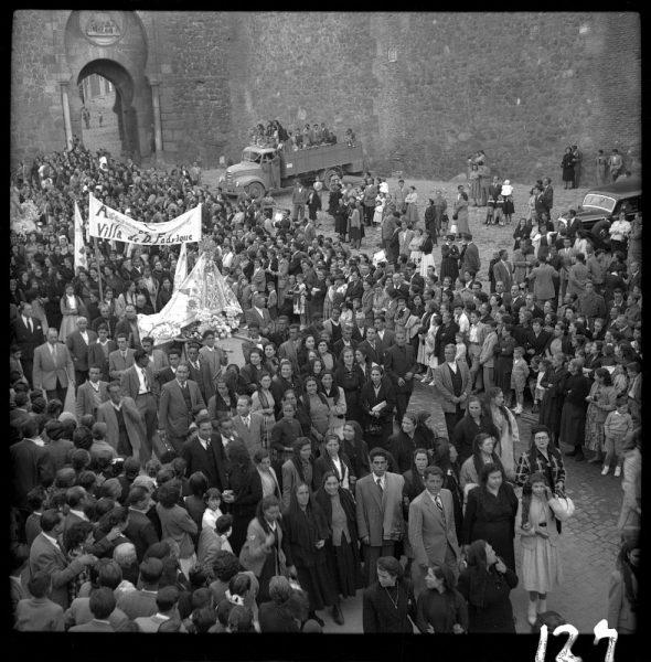 127 - QUERO - Virgen de las Nieves