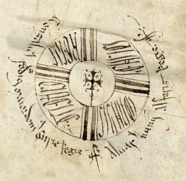 13 06-11-1214 Signo de Enrique I