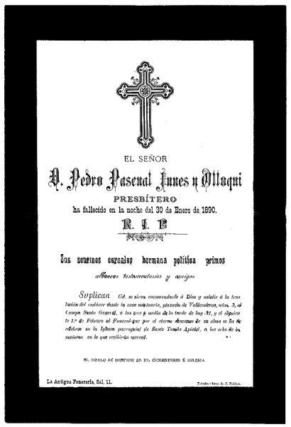 13 30-01-1890 Pedro Pascual Junes y Olloqui