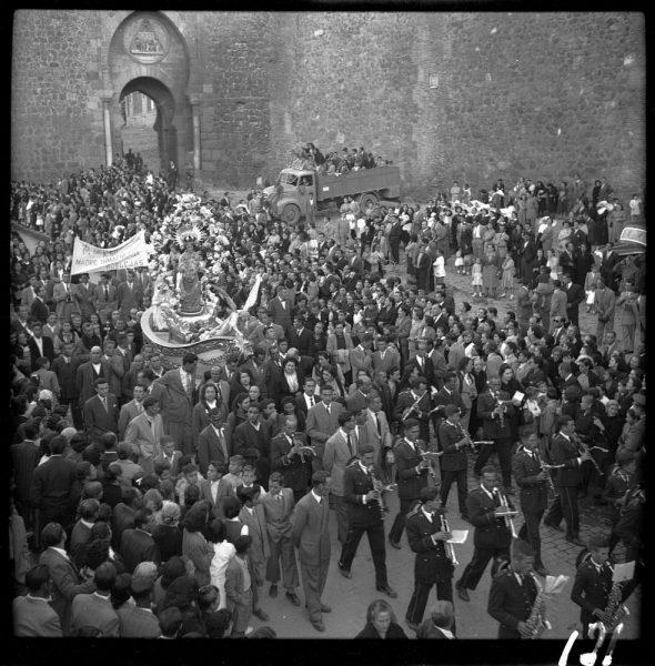 131 - DOSBARRIOS - Nuestra Señora del Rosario del Campo