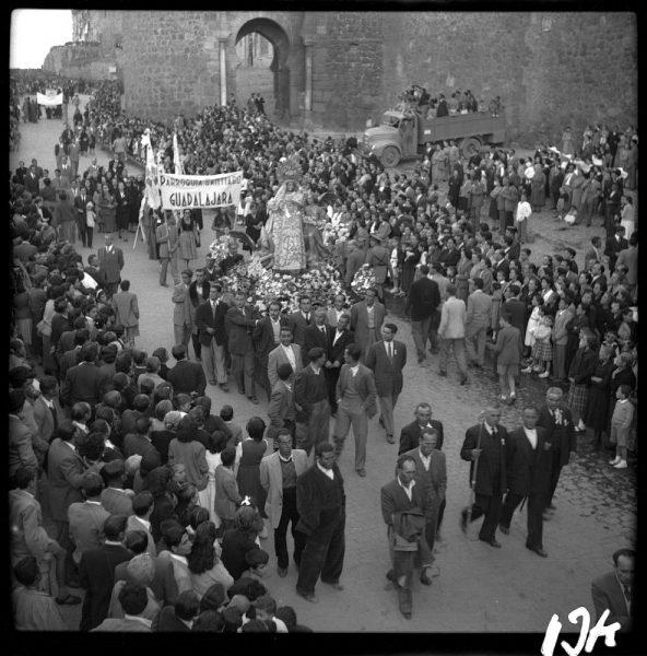 134 - HUERTA DE VALDECARÁBANOS - Nuestra Señora del Rosario de los Pastores