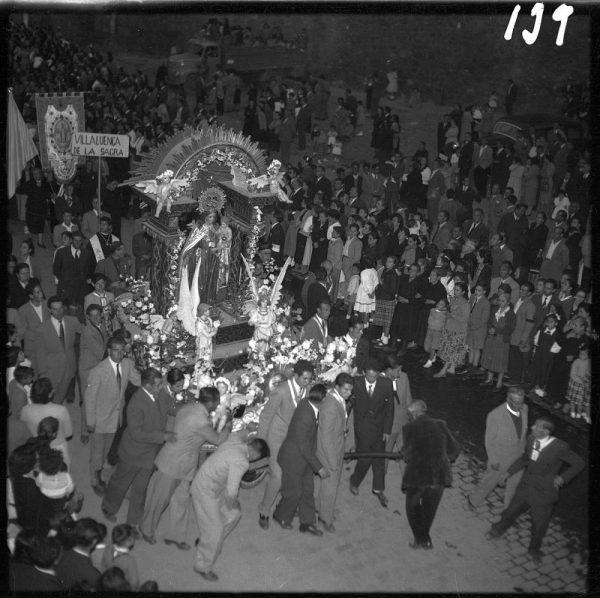 139 - YUNCLER - Virgen del Carmen