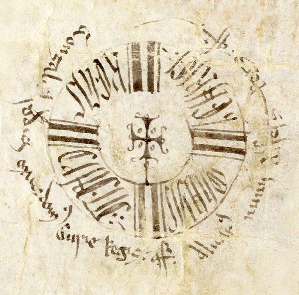 14 07-11-1214 Signo de Enrique I