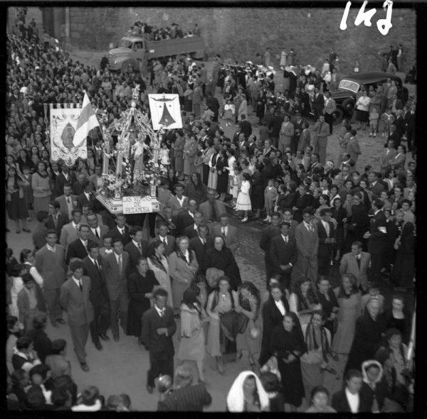 143 - LAS VENTAS DE RETAMOSA - Virgen del Carmen