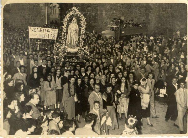 145 bis - CABAÑAS DE LA SAGRA - Virgen del Rosario