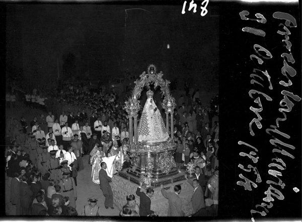 148 - TOLEDO - Santa Iglesia Catedral - Virgen del Sagrario