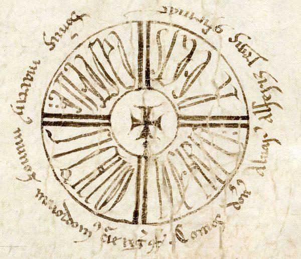15 03-02-1217 Signo de Enrique I