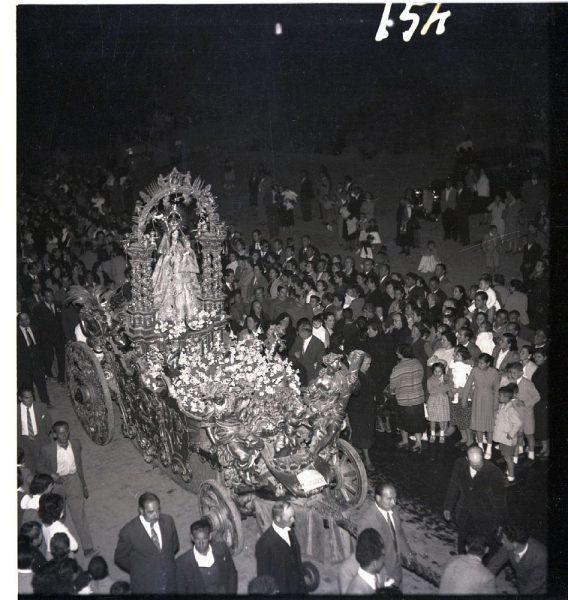 154 - CAMARENA - Virgen de la Caridad