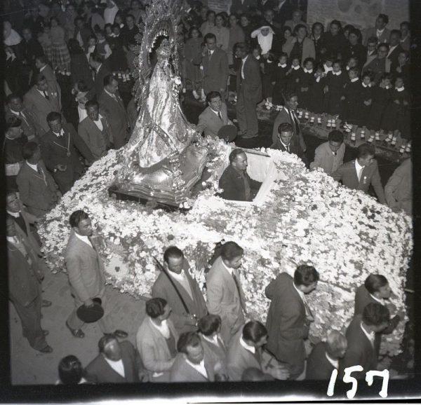 157 - MÉNTRIDA - Nuestra Señora de la Natividad