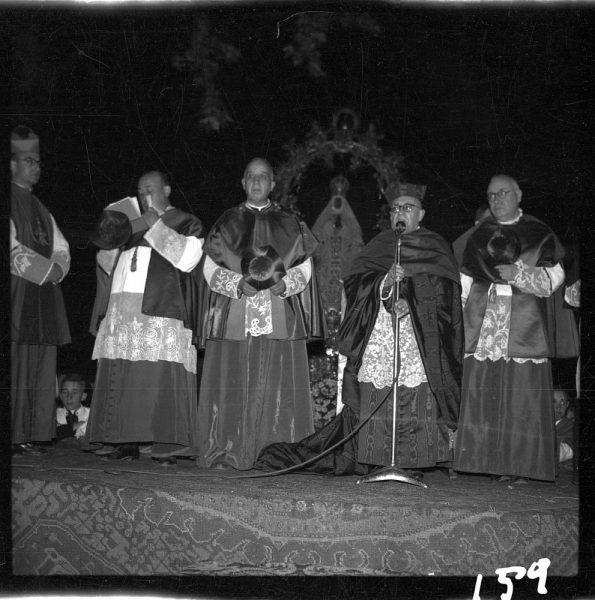 159 - Alocución del Arzobispo en la Vega
