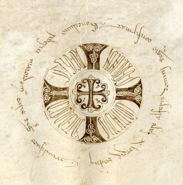 16 15-05-1219 Signo de Fernando III