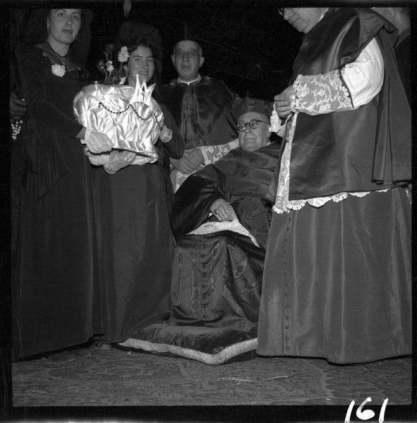161 - Ofrenda de frutos de los Arciprestazgos en la Vega