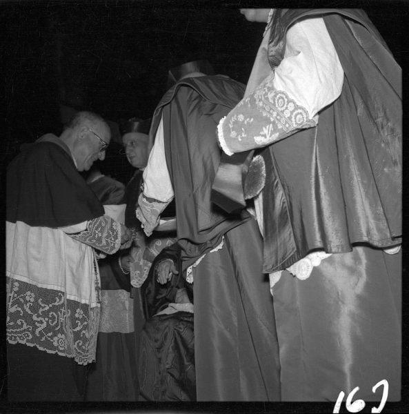 163 - Ofrenda de frutos de los Arciprestazgos en la Vega