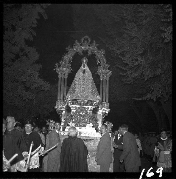 169 - TOLEDO - Santa Iglesia Catedral - Virgen del Sagrario