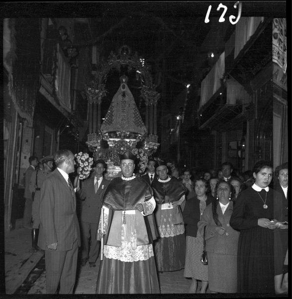 173 - TOLEDO - Santa Iglesia Catedral - Virgen del Sagrario