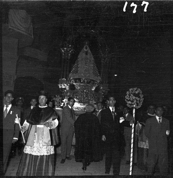 177 - TOLEDO - Santa Iglesia Catedral - Virgen del Sagrario