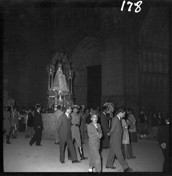 178 - TOLEDO - Santa Iglesia Catedral - Virgen del Sagrario
